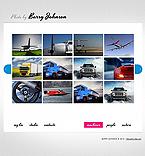 Art & Photography Facebook HTML CMS  Template 43414