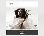 Fashion Website  Template 43429