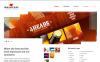 Joomla-mall för  designstudio New Screenshots BIG