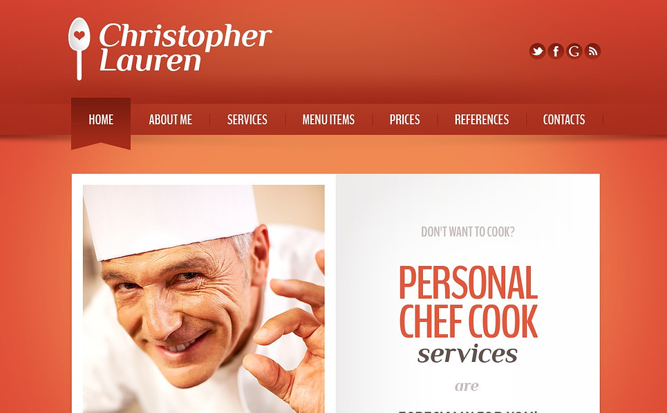 Responsive Website template over Koken  New Screenshots BIG