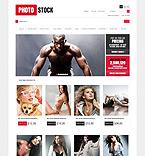 Art & Photography PrestaShop Template 43469