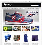 Sport PrestaShop Template 43471