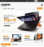 Computers PrestaShop Template 43475