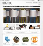 Furniture PrestaShop Template 43479