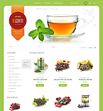 Food & Drink PrestaShop Template 43486
