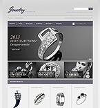 Jewelry OpenCart  Template 43487