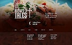 Cafe & Restaurant Website  Template 43492
