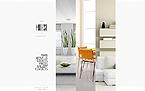 Furniture Website  Template 43493