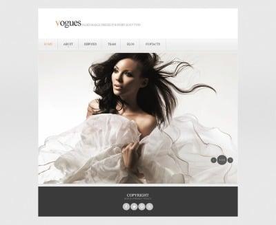 HTML шаблон №43429 на тему магазин одежды