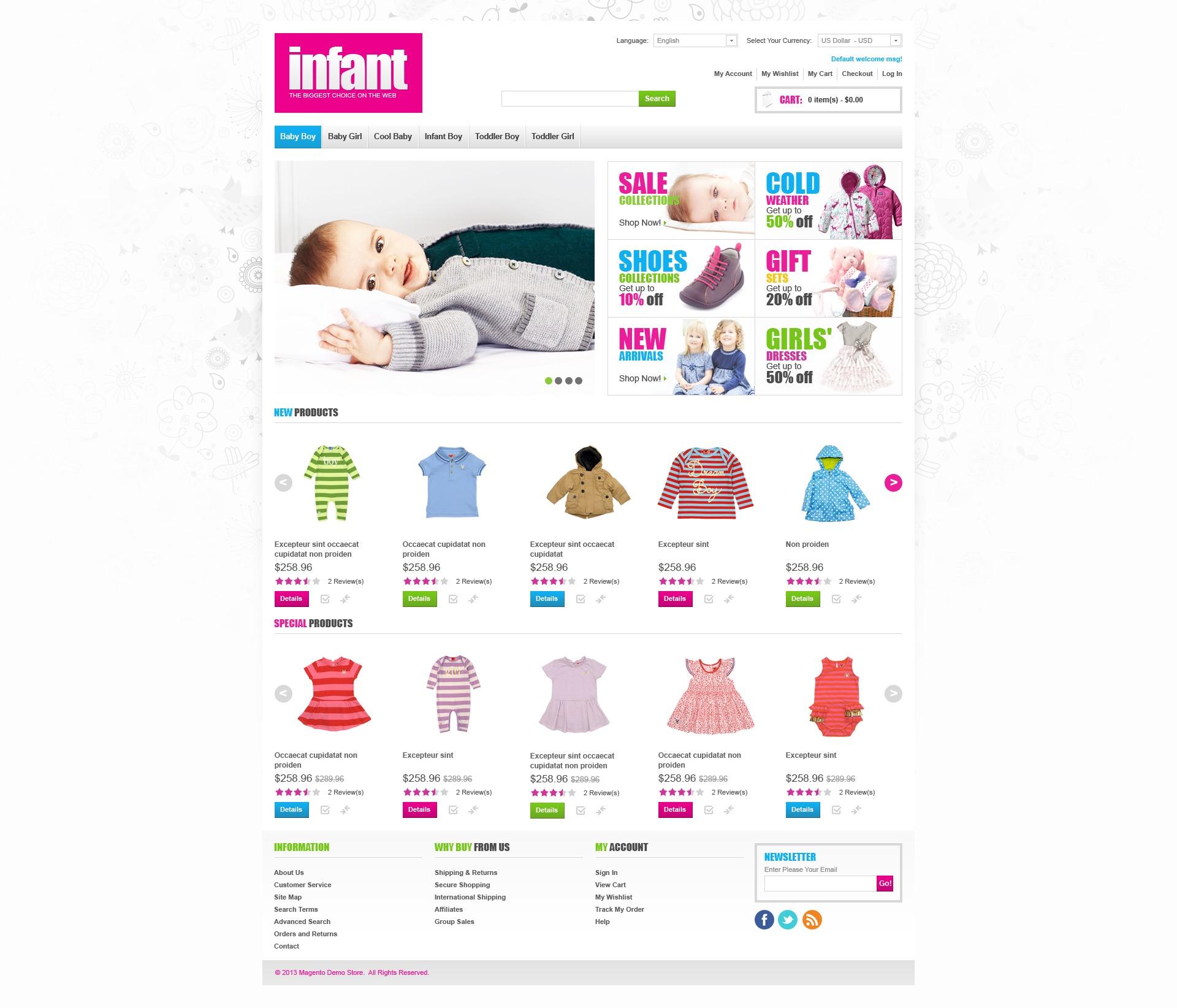 Infant Supplies №43442 - скриншот