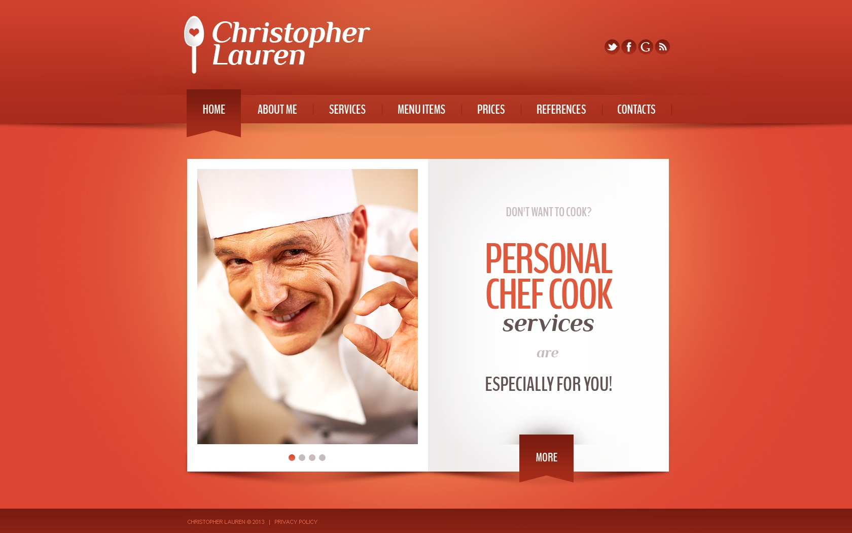 sito di cucina new screenshots big zoomlive demo