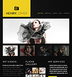 Art & Photography Facebook  Template 43549