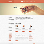 Real Estate Website  Template 43551