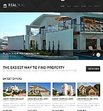 Real Estate Drupal  Template 43557