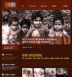 Charity Drupal  Template 43567
