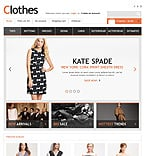 Fashion OpenCart  Template 43579