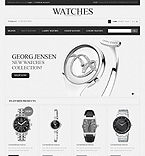 Fashion OpenCart  Template 43580