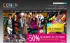 OpenCart-mall för  kläder New Screenshots BIG