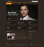 Law Website  Template 43584