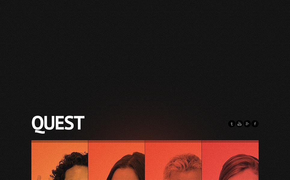 Marketing Agency Templates Web Sitesi Şablonu New Screenshots BIG