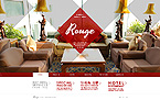 Hotels Website  Template 43595