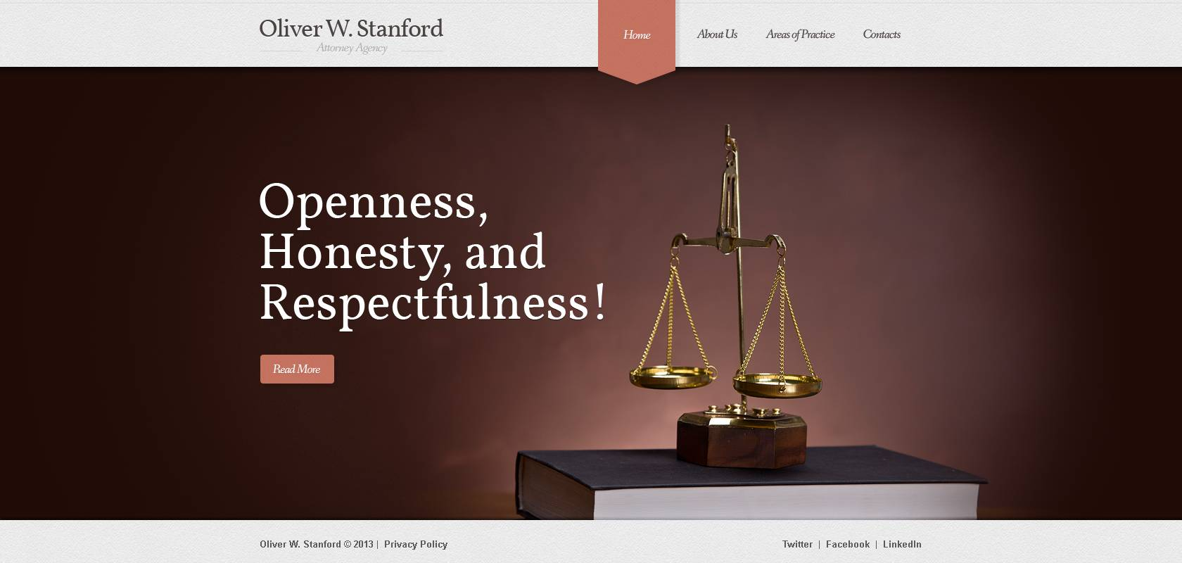 Law Website Templates