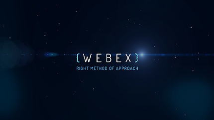 After Effects Intro Webový Design AE Intro Screenshot