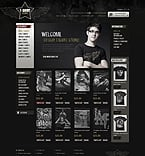 Fashion OpenCart  Template 43628