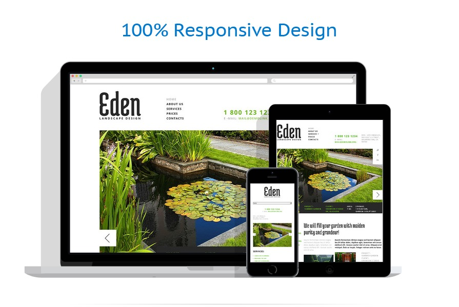 Exterior design website template 43643 for Exterior design website templates