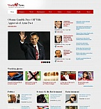 Media Moto CMS HTML  Template 43651