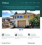 Real Estate Moto CMS HTML  Template 43662