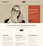 WordPress Template 43689