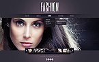 Fashion Website  Template 43701