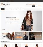 Fashion Jigoshop Template 43733