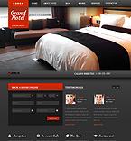 Hotels WordPress Template 43791