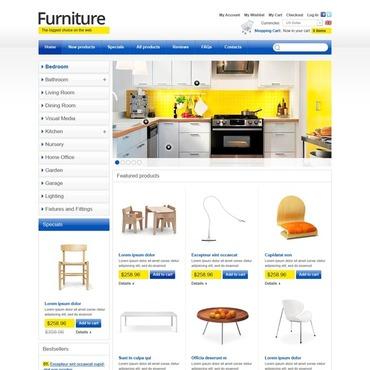 Купить  пофессиональные ZenCart шаблоны. Купить шаблон #43855 и создать сайт.