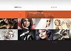 Art & Photography Website  Template 43861