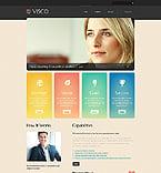 Website  Template 43873