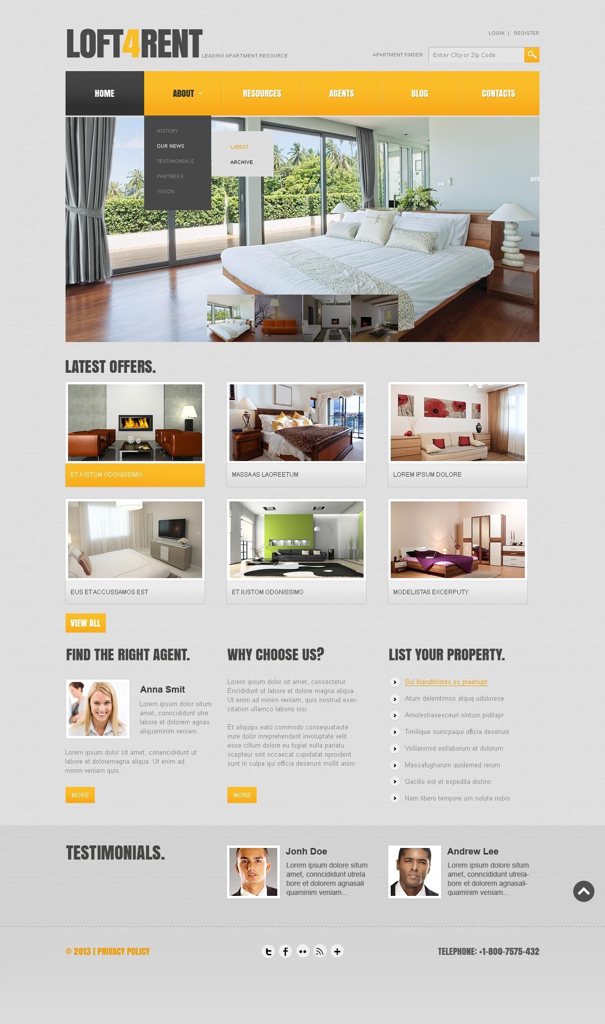 Best Apartment Rental Websites