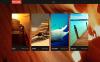 Luxusní Moto CMS HTML šablona na téma Cestování New Screenshots BIG