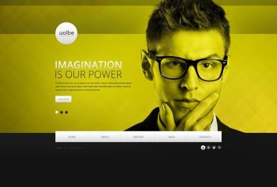 Marketing Agency Template Siti Web