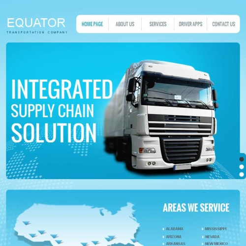 Equator - Facebook HTML CMS Template