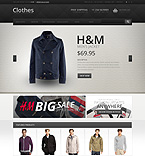 Fashion OpenCart  Template 43900
