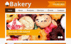 Premium Moto CMS HTML-mall för bageri New Screenshots BIG