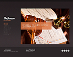 Law Website  Template 43961