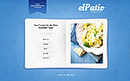 Cafe & Restaurant Website  Template 43962