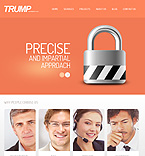 WordPress Template 43980