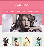 Fashion Facebook  Template 43985
