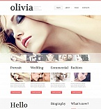 Art & Photography Photo Gallery  Template 43991
