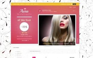 Beauty Store VirtueMart Template